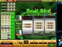 Fruit Slot 3 Lines Slots